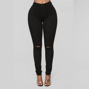 Canopy Jeans - Black
